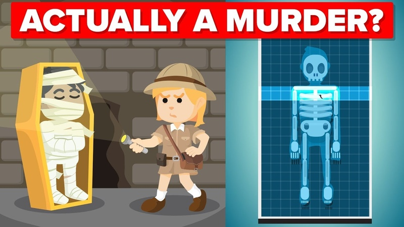 Was The Persian Princess Mummy Actually a Murder Case
