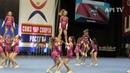 Победа - Pobeda - Чирлидинг - Cheerleading- Чемпионат России по чир спорту 2020