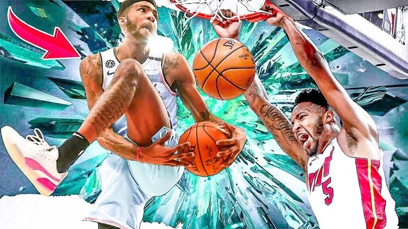 Is Derrick Jones Jr The BEST Dunker in the NBA Dunk Highlights