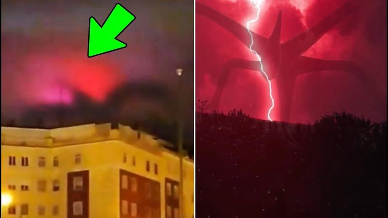 8 Strange Mysterious Sky Videos That Baffled The World 2020