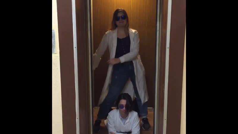 PSYish elevator