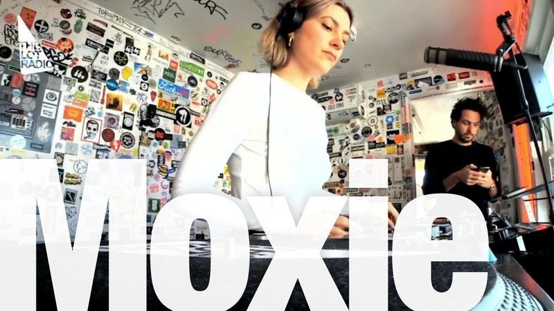 Moxie @ The Lot Radio 01 16 2020