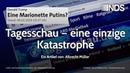 Tagesschau – eine einzige Katastrophe | Albrecht Müller | NachDenkSeiten-Podcast