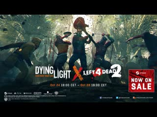 Dying Light meets Left 4 Dead 2 in an exciting crossover event