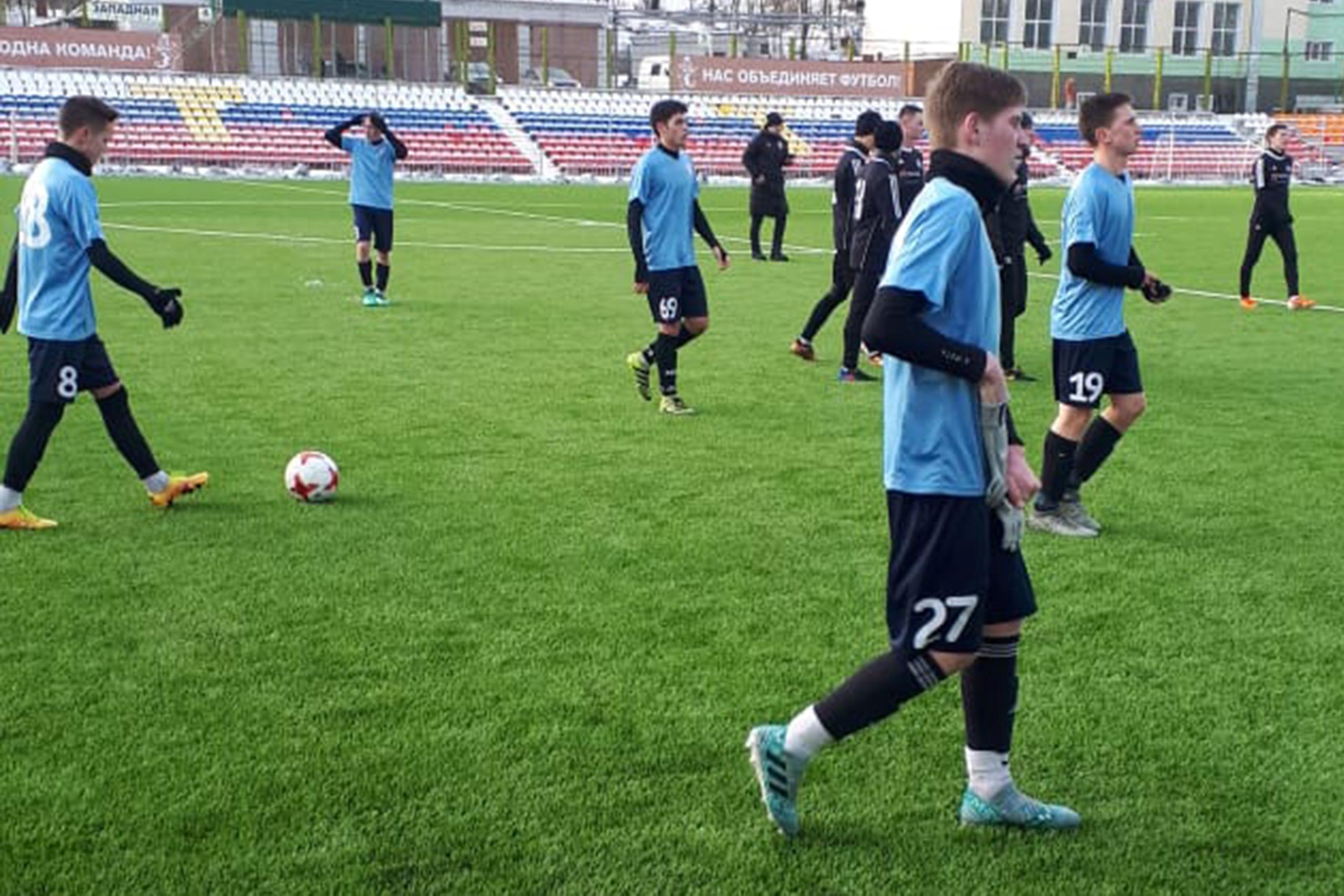 Торпедо-Владимир-2 - Знамя Труда-2