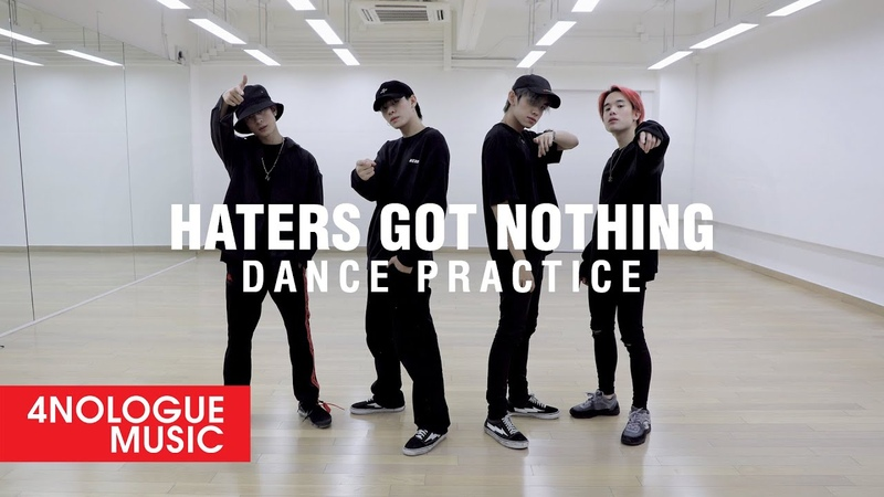 TRINITY | Haters Got Nothing Dance Practice