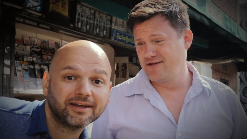THE HAPPYS Movie Crowdfunding Video