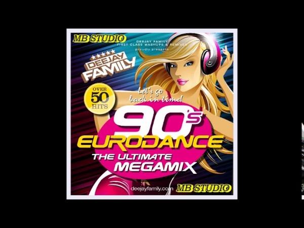90' EuroDance The Ultimate Megamix 01