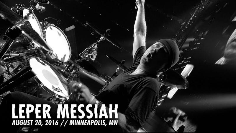 Metallica Leper Messiah (Minneapolis, MN - August 20, 2016)
