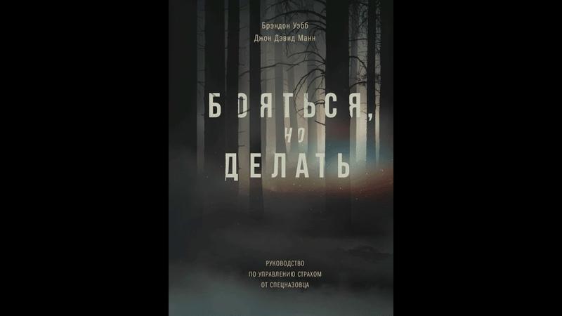 Обзор книги Бояться но делать Брэндон Уэбб Джон Дэвид Манн