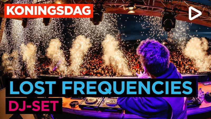 Lost Frequencies SLAM Koningsdag 2019