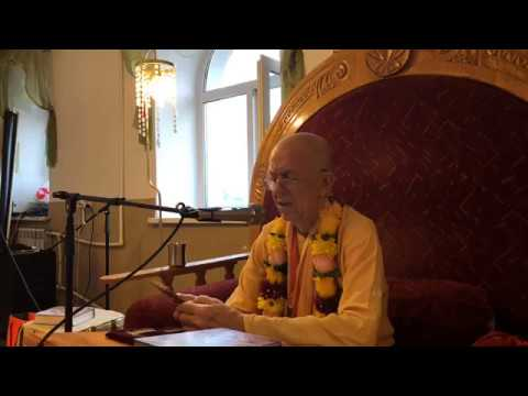 BVV Narasimha Swami, BG 9.31, Khabarovsk, 10.08.2019 (Eng Rus)