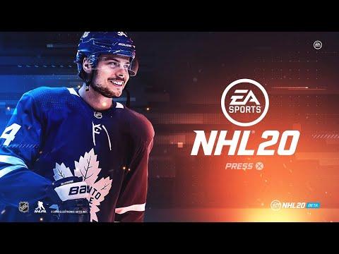NHL 20 Stream live Dimon_80_Belarus Open beta NHL 20 26.07.19
