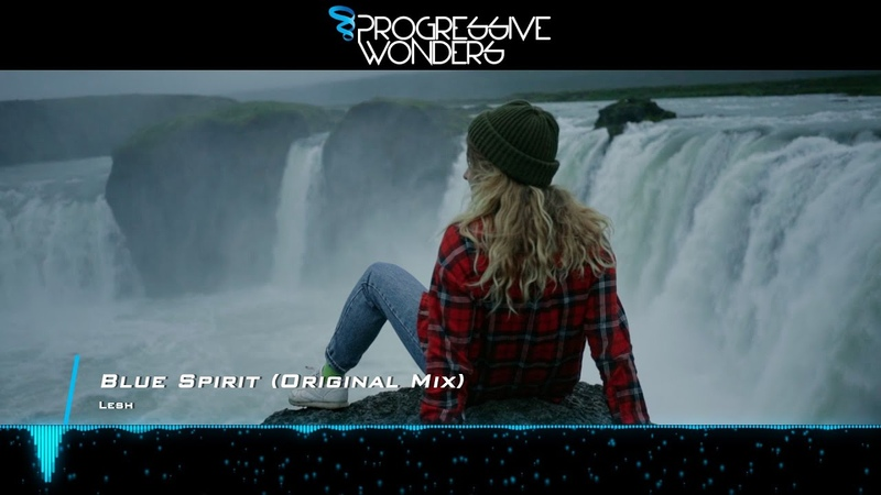 Lesh Blue Spirit Original Mix Music Video Soluna Music