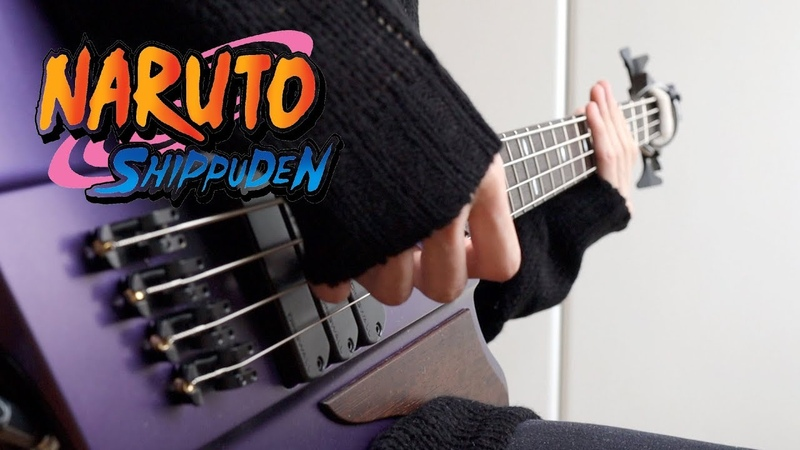 【Naruto Shippuden OP16】Silhouette (Bass Boosted) | Band Cover (ft. MattyyyM, ROMI, OR3O, Taimatsu)