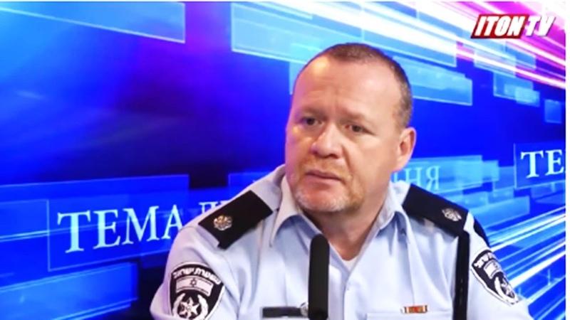 Полиция Израиля Вызываем огонь на себя