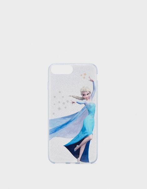 Чехол с принтом «Холодное сердце» для iPhone 6Plus /7Plus/ 8Plus