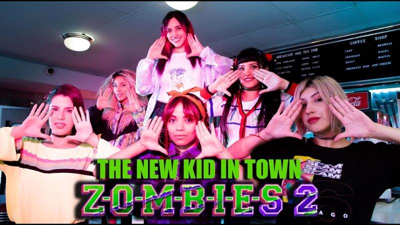 Zombies 2 The New Kid in Town En Español Hitomi Flor