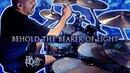 INFERI - Behold the Bearer of Light Drum Playthrough