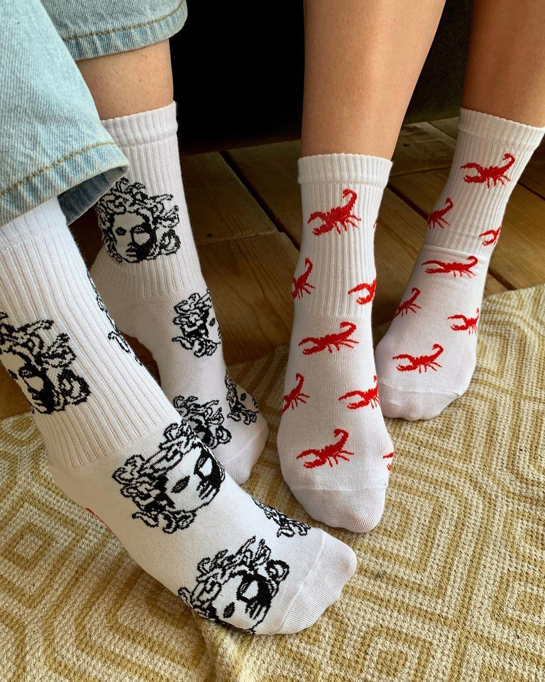 Новые носочки уже в нашем магазине, изображение №8