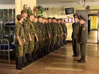 Солдаты Черпаки 50