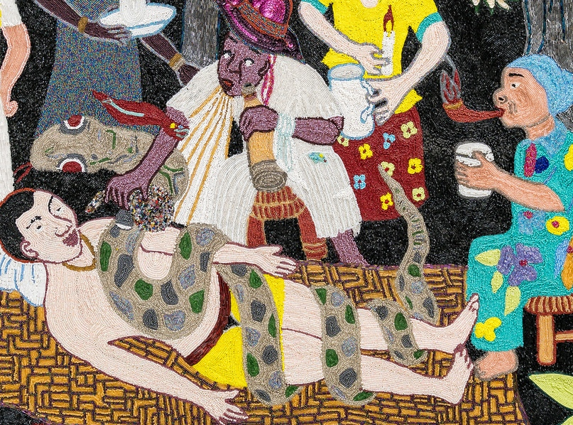 «Как это устроено»: Самая мирная религия на свете. Культ и культура вуду, изображение №5