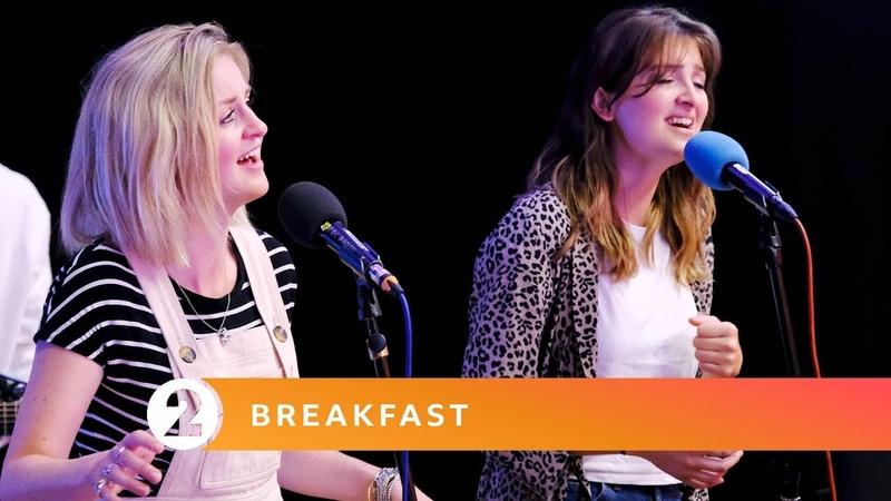 Ward Thomas - This Year's Love - (David Gray Cover) Radio 2 Breakfast