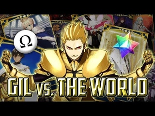 Who Could Beat Gilgamesh? (feat. StudiOmega) — A Fate Lore Discussion