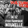 VULTURE CLUB(psychobilly/Fin) | FFN | 14.12