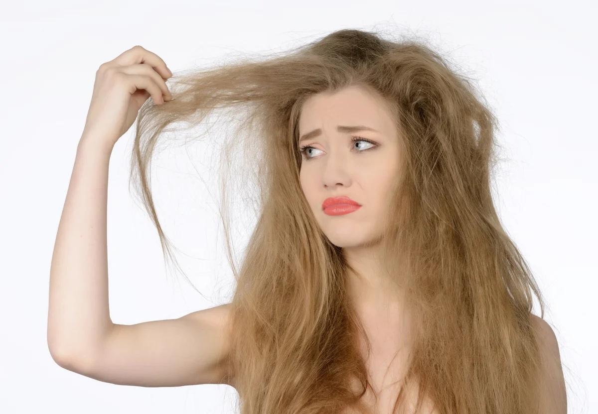 почему путаются волосы приметы