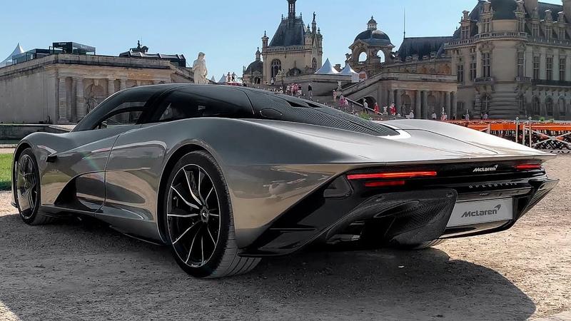 McLaren Speedtail 2020 Excellent Hypercar