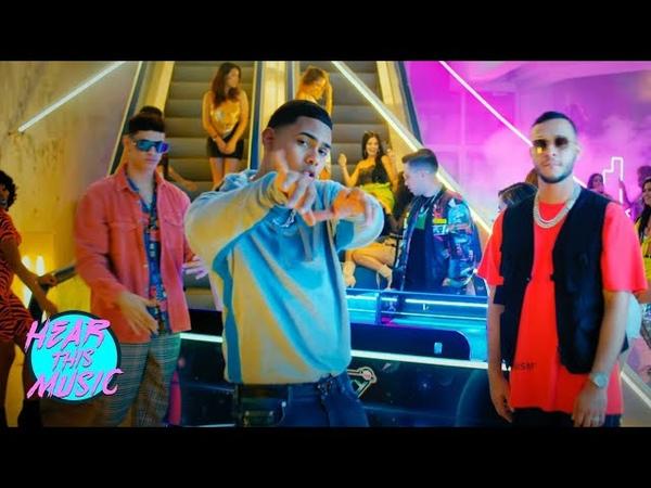 Myke Towers Feat. Jay Menez, De La Ghetto Lyanno - Cuando Bebe (Videoclip Oficial)