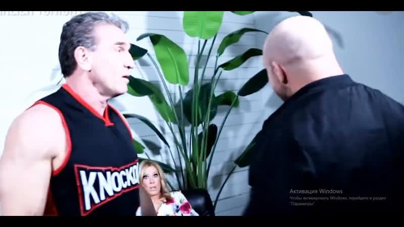 Michael Elgin attack Ken Shamrock Impact Wrestling 2020
