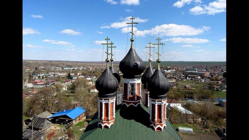 Храм Святой ЖивоначальнойТроицы