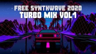 Chillwave Synthwave Retrowave TURBO MIX Vol𝟙 💥  [Vlog 🅵🆁🅴🅴 No Copyright Safe Music] 🎧