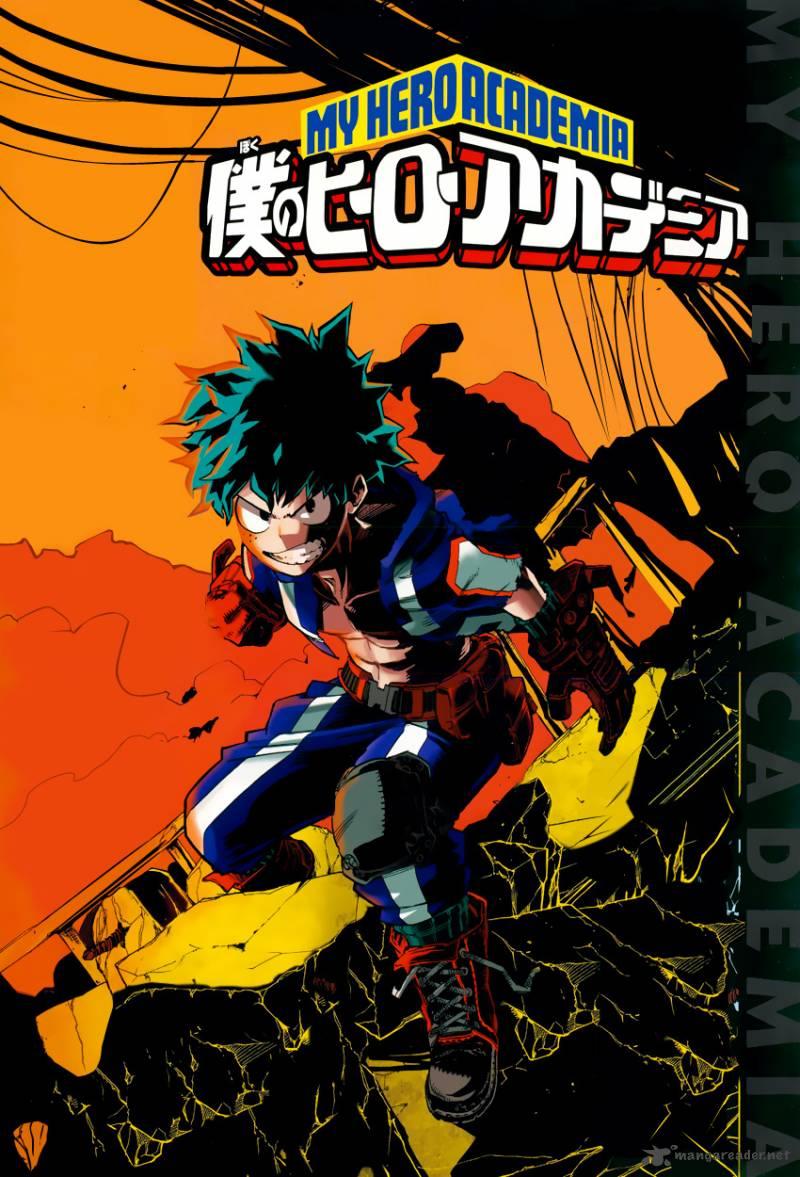 Boku No Hero Academia, Chapter 33, image #2