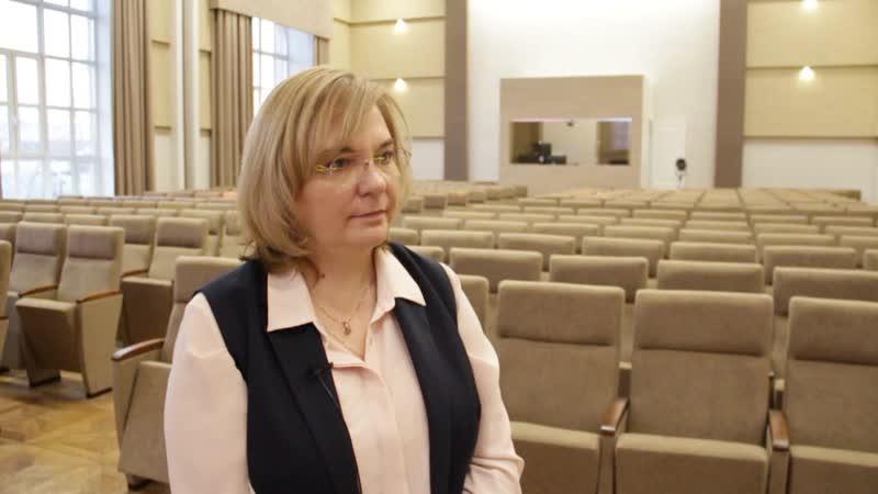 Встреча с врио ректора Мининского университета Еленой Юрьевной Илалтдиновой