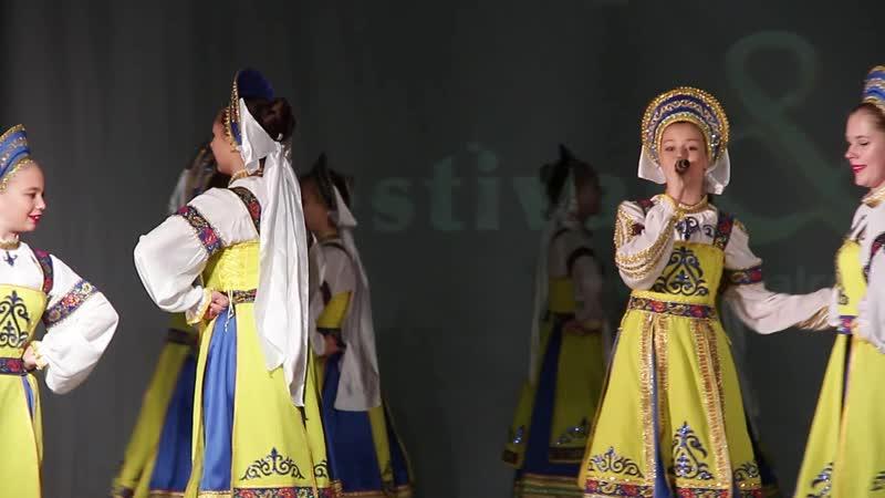 Боброва Дарья Тула мастеровая муз В Смирнов сл В Липеца