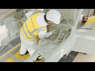Mercedes-benz. защита от коррозии