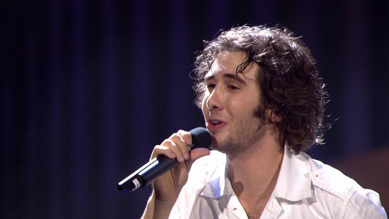 Josh Groban Canto Alla Vita From Awake Live