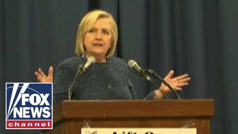 Senate report finds Clinton emails sent to cryptic Gmail