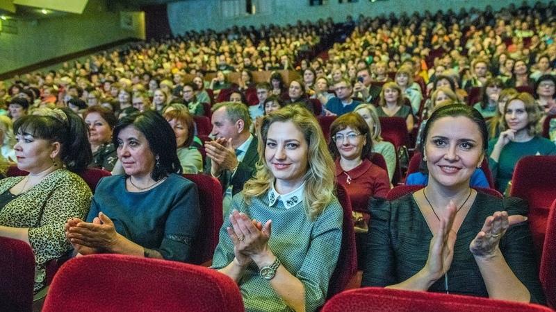 Праздник весны для работниц АВТОВАЗа в Культурном центре Автоград Новости Тольятти 06 03 2020