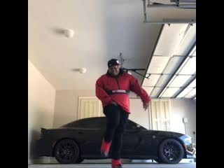 Duke Deuce во время карантина #MemphisJookin #GangstaWalk