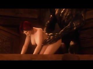 #секс #3д #порно #анимация #sex #3d #porn #animation
