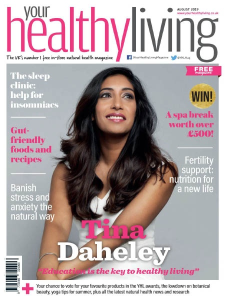 Your Healthy Living 08.2019