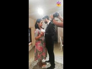 Barun Sobti | Girija Oak | When A Man Loves A Woman | Behind The Scenes | Making | Sai Deodhar | BTS
