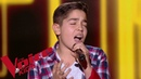 Charlie Puth - Attention | Enzo | The Voice Kids France 2019 | Blind Audition