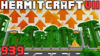Hermitcraft VII 939 Massive Base Expansion!