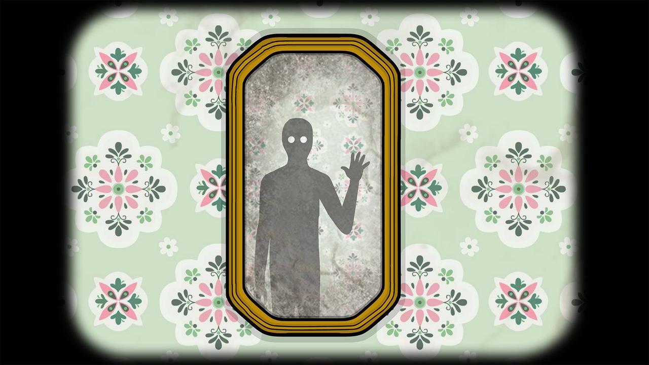 зеркало в Samsara Room
