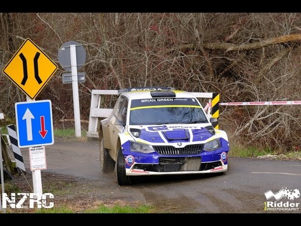 2019 NZRC RD3 CANTERBURY RALLY EVENT REVIEW